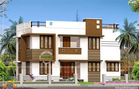 house designs kerala style low cost low budget double storied house kerala home design and