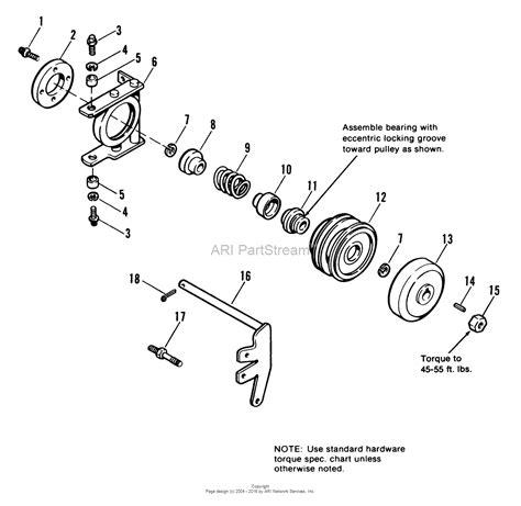 allis chalmers pto shaft diagram allis free engine image