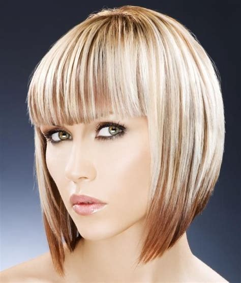short tapered haircut with bangs tapered bob but not the bangs hair do s pinterest