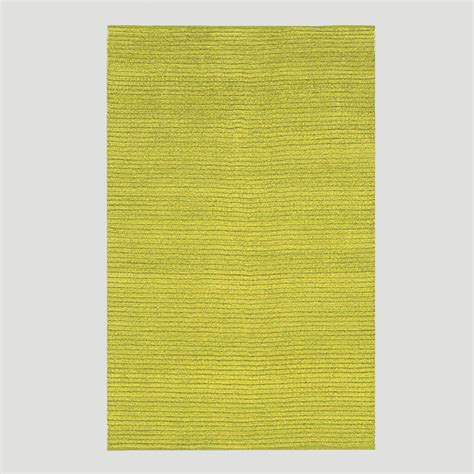 lime green rugs for sale chenille jute rug lime green world market