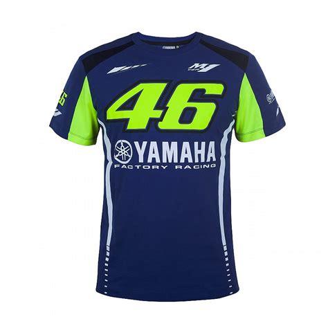 Kaos Motogp Yamaha M1 46 Blue aliexpress buy moto gp valentino vr46 for yamaha m1 dual racing blue s t shirt