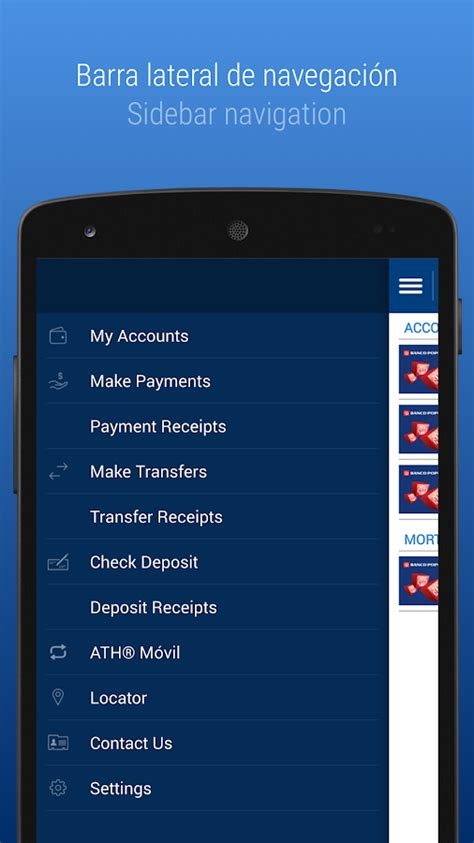 banco popular mobile mi banco mobile android apps on play