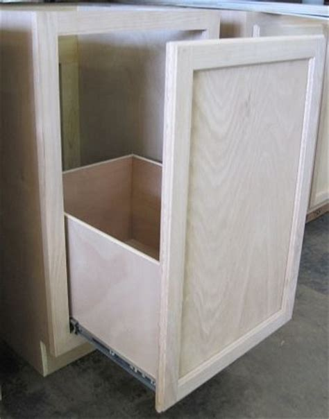 trash can roll out for cabinets 25 best ideas about trash can cabinet on