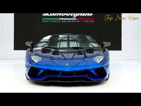 lamborghini aventador s roadster 50th anniversary japan lamborghini aventador s roadster 50th anniversary japan unveiled youtube