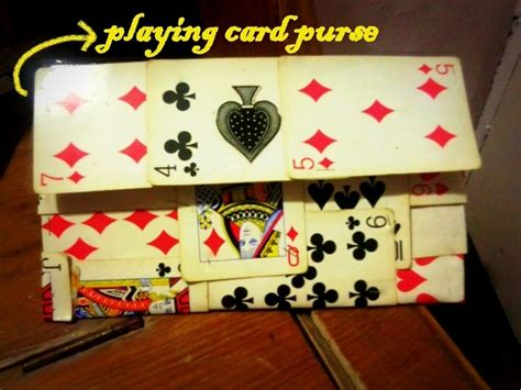 how to make a wallet out of cards cards purse 183 how to make a paper wallet
