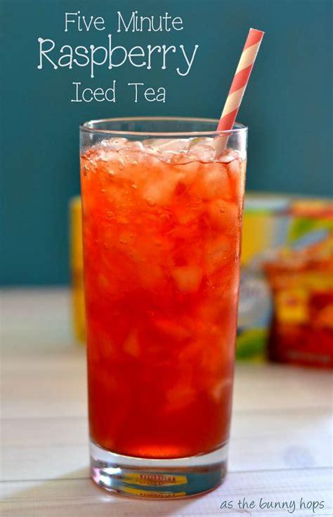 best 25 iced tea glasses ideas on raspberry