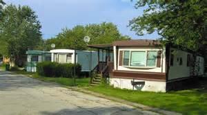 solutions pour maisons mobiles roulottes trailer park