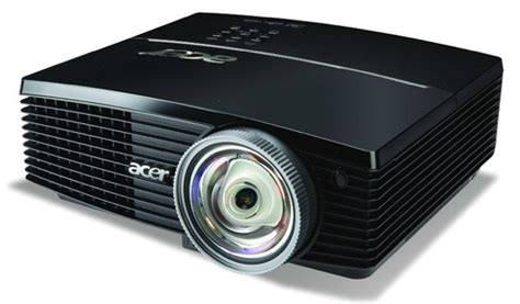 acer s 3d home automation ready s5200 projector now available