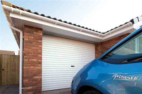 Gliderol Manual Single Skin Roller Garage Door Uk Made by Gliderol Steel Roller Garage Doors A Buyers Guide