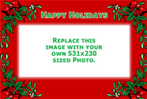 christmas greeting card website templates