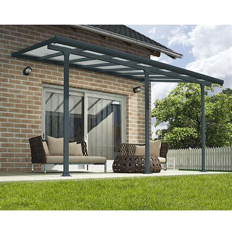 pavillon ohne bohren terrassen 252 berdachung tuscany tiefe 3 m b x h 4 2 x 2 1