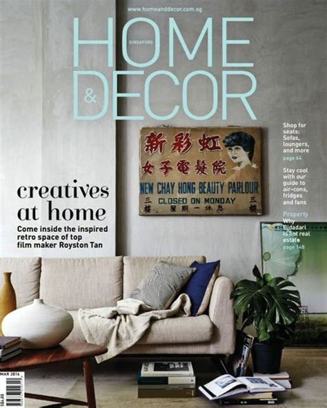 home decor magazines free download home and decor singapore march 2016 pdf download free