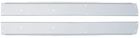 interior window sill covers peterbilt stainless window sill cover united pacific