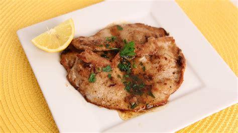 veal scallopini recipe laura vitale laura in the