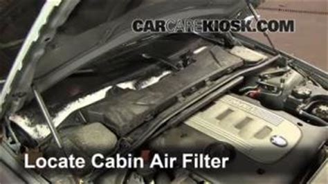 Bad Cabin Air Filter by Cabin Filter Replacement Bmw 335i 2006 2013 2011 Bmw