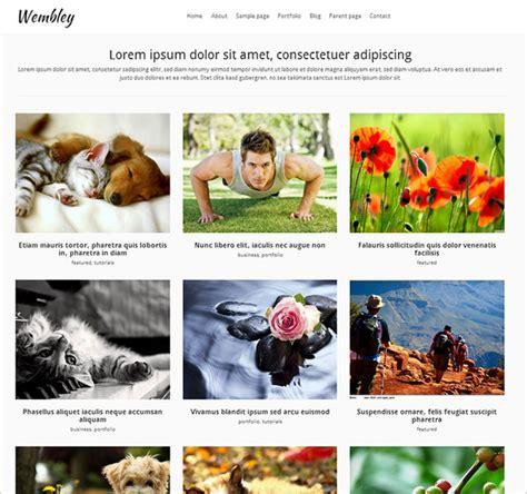 wordpress themes free zenith 10 best free premium responsive portfolio wordpress themes