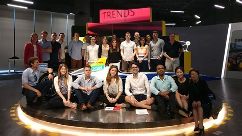Mba In Singapore With Work Experience by Mba General Management Students Experience Asia During