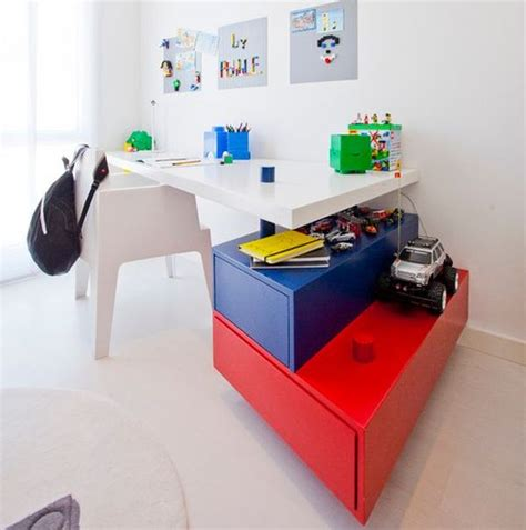 22 colorful and inspirational room desks for studying