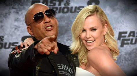 fast and furious 8 charlize theron is the new v charlize theron presenta fast furious 8 quot los papeles
