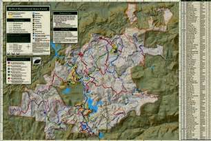 Dupont State Forest Map by New Dupont Gps Trail Map For Smartphones Dupont State