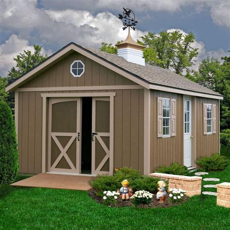 Cheap Shed Kit 2016 tuff shed designs