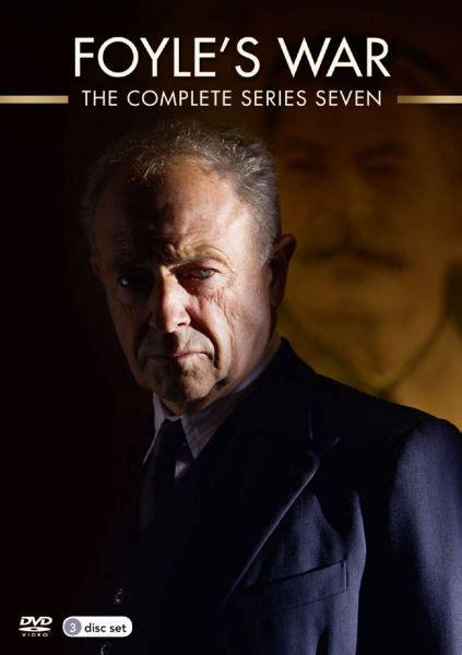 foyle s war season 10 foyle s war series 7 dvd zavvi com