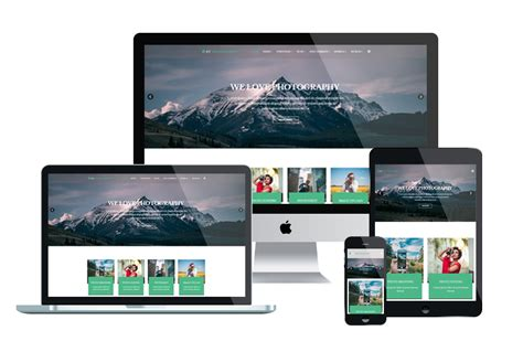 best joomla free template top best free joomla image gallery photography website