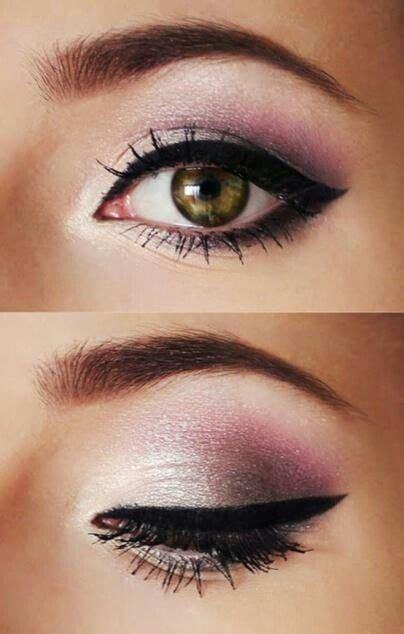 tutorial eyeliner spidol memilih cara mengaplikasikan eyeliner berdasarkan bentuk