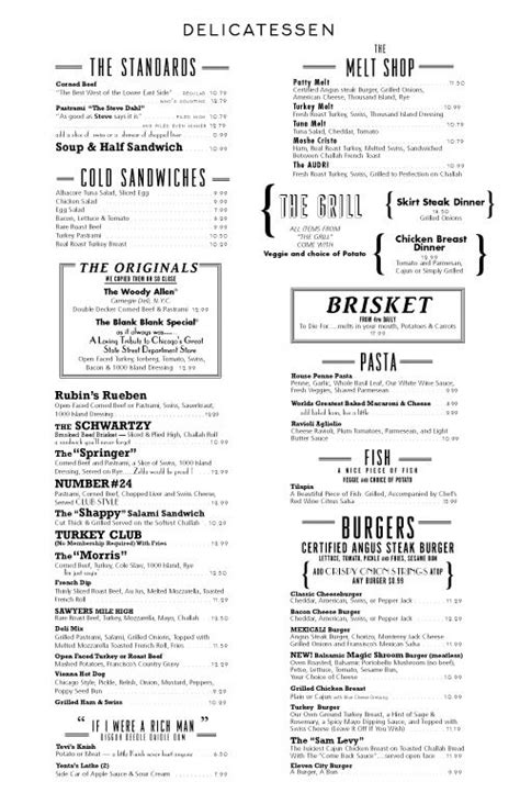 designspiration menu the menu diners and menu design on pinterest