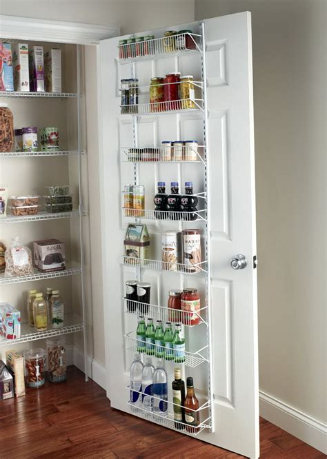 The Door Pantry Organizer Lowes door mounted pantry organizer home design ideas