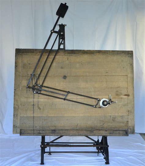 vintage drafting table vintage antique drafting table circa 1900 nestler germany