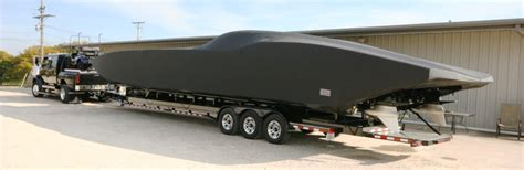 mti boats 52 new 52 mti travel cover by marine concepts offshoreonly