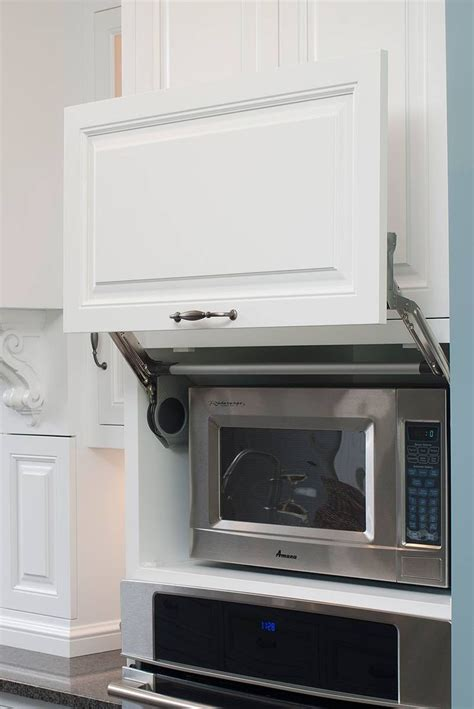 Under Cabinet Microwave Ovens 1000 Ideas About Microwave Cabinet On Pinterest Built
