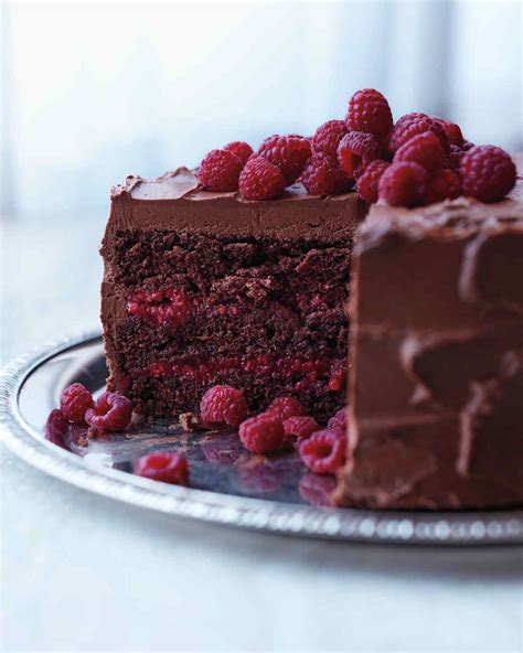 chocolate raspberry chocolate raspberry cake