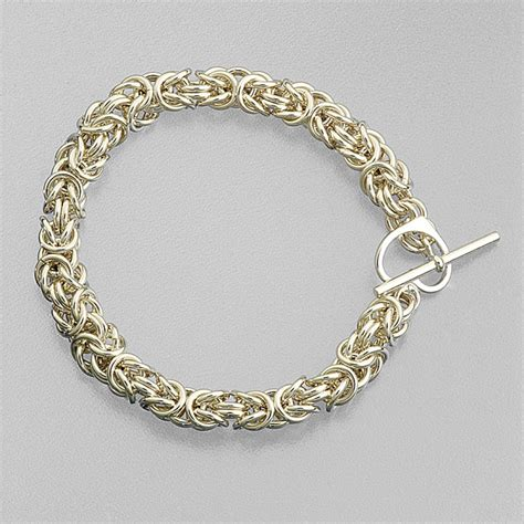 chain maille jewelry design