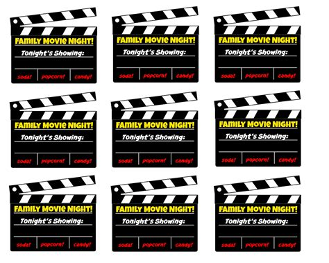 printable popcorn labels 7 best images of blank printable labels popcorn blank