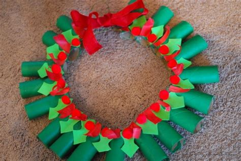 christmas crafts with construction paper craftshady