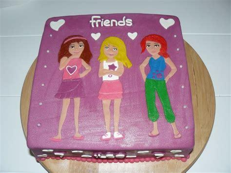 tutorial lego friends lego friends taart cake voorbeelden pinterest lego