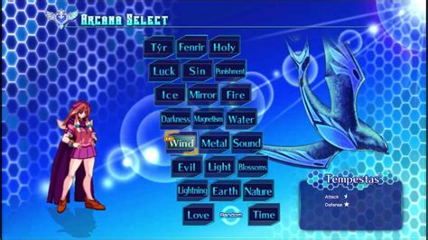 Loved Maxy arcana 3 max vita gameplay