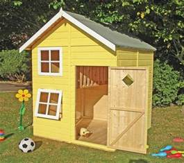 Diy Playhouse Plans by Diy Wood Playhouse Kit Furnitureplans