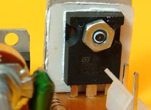 transistor 2n3055 caracteristicas proyectos diy construya una fuente regulada variable