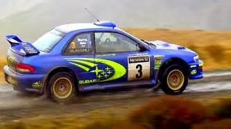 best rally car 1998 subaru impreza wrc rally
