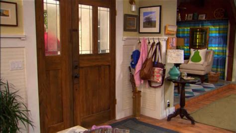 good luck charlie house good luck charlie front door hooked on houses