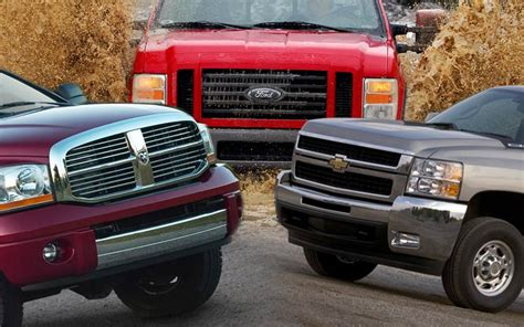 Ford Truck Vs Chevy by Ford Trucks Vs Chevy Trucks Reliability 2017 Ototrends Net