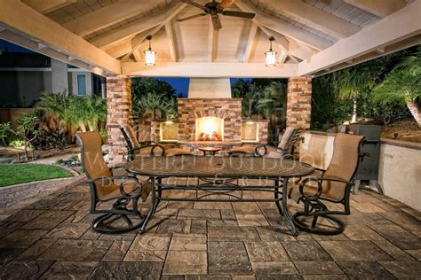Cabanas Outdoor Living Spaces Gallery Western Outdoor Backyard Cabana Ideas