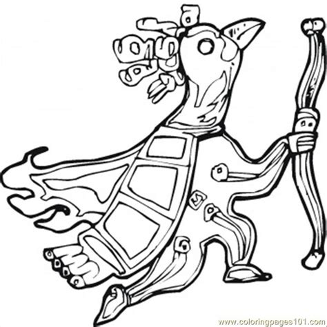 aztec coloring pages pdf cultute of aztec coloring page free mexico coloring
