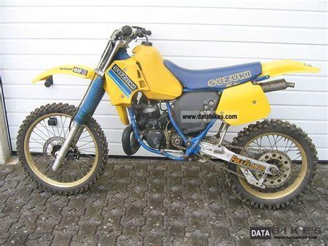 1985 Suzuki Rm 250 1985 Suzuki Rm 250 F