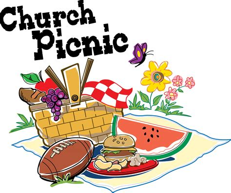 picnic images church picnic clip clipart panda free clipart images