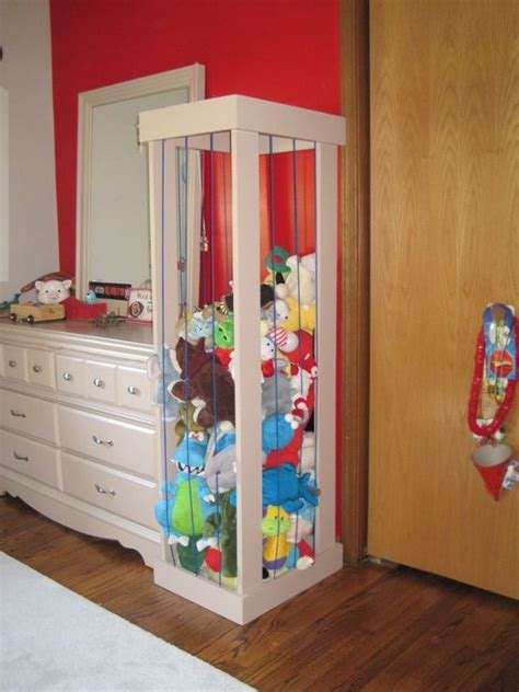 storage things for bedrooms 25 best ideas about stuffed toy storage on pinterest