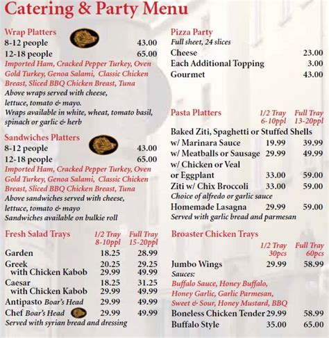 marlborough house of pizza marlboro house of pizza menu
